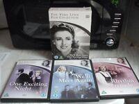 Box set of 3 Vera Lynn Films