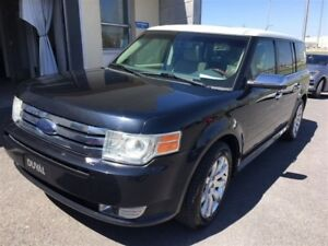 2009 Ford Flex LIMITED - AWD TV-DVD PANORAMIC ROOF