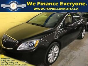 2014 Buick Verano Navigation Package, Only 28K kms
