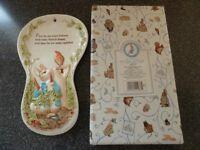 Border Fine Arts Beatrix Potter/Peter Rabbit Spoon Rest
