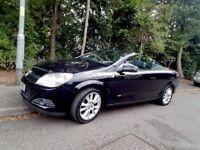 Sweet 2007 Vauxhall Astra 1.8 i Design Twin Top 2dr - 10Months MoT