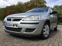 Vauxhall Corsa 1.2 i 16v Life Automatic 3dr