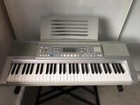 Casio CTK-810 beginners keyboard