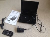 Portable DVD Player (Currys)
