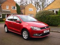 Volkswagen Polo 1.4 TDI - full service history from VW
