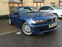 Bmw 330d m sport full service history facelift model deives like new £ 1500 no offers at all