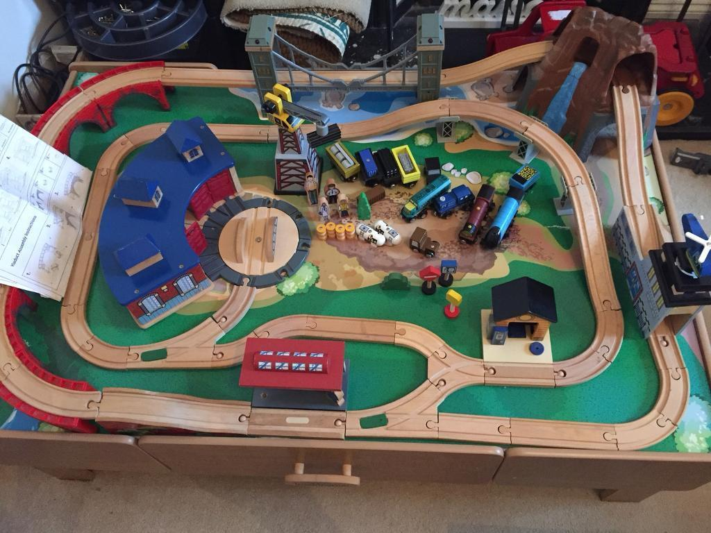 Universe Imagination Train Table Instructions Image collections ...