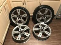 "16"" FR ALLOY WHEELS VW POLO/SEAT/FABIA"