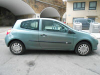 New Shape 2007 Renault Clio 1.6 Auto Automatic New MOT Small Car Cheap