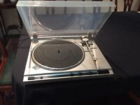 Turntable - by JVC