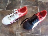 Size 3 football boots