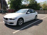 BMW 320D Efficient Dynamics 62 Plate