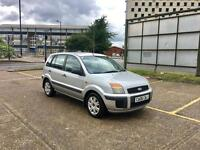 2006 FORD FUSION 1.4 TDCI STYLE CLIMATE - Diesel, Manual, 5 Door, Silver, Only 82k Miles