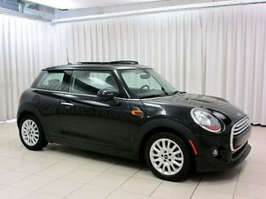 2014 MINI Cooper TURBO 6-SPEED w/ DUAL MOONROOF & HEATED SEATS