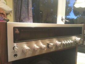 Vintage KR series Pioneer Amp