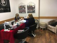 Nail area to rent in fabulous High St location Maidstone