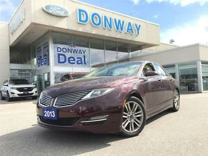2013 Lincoln MKZ.. ONLY 36KM's... LOW KMS.. LUXURY AT ITS FINEST