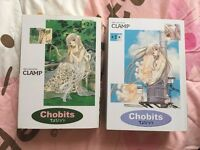 Chobits Omnibus Volume 1 And 2 By Clamp paypal accept