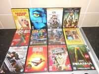 DVD BUNDLE X 12 - £7 FOR ALL