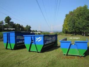 Location de conteneurs à déchets à partir de 199$ Gatineau Ottawa / Gatineau Area image 2