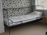 Ikea Day Bed + Mattress