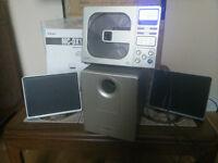 TEAC MC-DX10 MICRO HI-FI SYSTEM