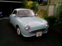 Nissan Figaro, good condition, Birkenshaw, West yorkshire