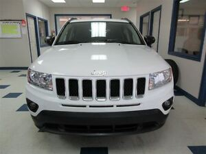 2011 Jeep Compass NORTH ÉDITION BLANC FULL ÉQUIPE !