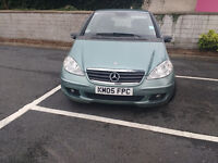 Mercedes A Class AUTOMATIC * Low Mileage * Long MOT * Very clean interior * Very good condition
