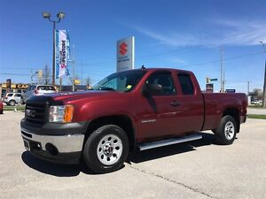 2013 GMC Sierra 1500 WT Ext Cab ~Chrome Side Steps ~Box Liner