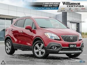2013 Buick Encore ALLOY WHEELS**PREMIUM SOUND SYSTEM