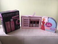 BUNDLE of ladies gifts! Perfect for birthdays ect next nail polish brand new