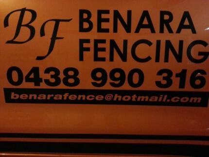 BENARA FENCING Beechboro Swan Area Preview