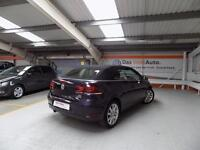 Volkswagen Golf SE TDI BLUEMOTION TECHNOLOGY (purple) 2014-04-07