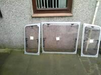 Caravan Front Windows