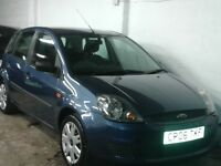FORD FIESTA 1.2 .STYLE 5 DOOR (service history ,,1 owner)