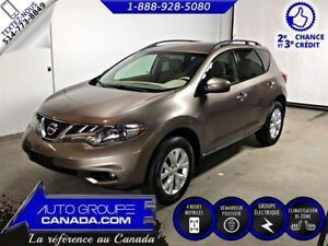 2012 Nissan Murano AWD, SVT, SEULEMENT 121783KMS, SUPER CONDITII