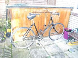 PASHLEY classic English ladies bicycle