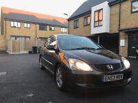 2003 (53 reg) Honda Civic Se Executive | Manual | 9 Months MOT | 63K Miles | £1499 ONO