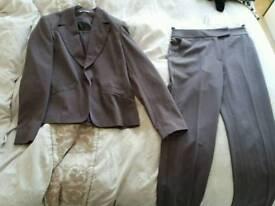 Ladies suit size 10