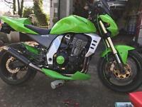 Kawasaki z1000 gp exhausts
