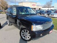 2008 Land Rover Range Rover SUPERCHARGED NAVIGATION FULL SIZE