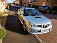 Subaru Impreza WRX turbo (Non modified)