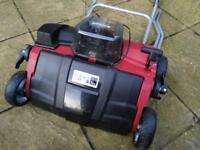 Einhell Cordless Scarifier/Aerator Lawn Raker GE-SC 35 Li - Solo 3 Gardening