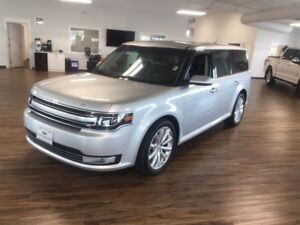 2017 Ford Flex Limited AWD, Navigation, Heated & Cooled Seats