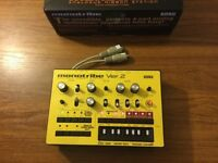 Korg Monotribe v2.1 Analogue Synthesizer Drums Sequencer w/ MIDI