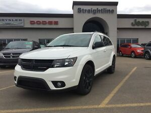 2016 Dodge Journey Courtesy Car, Low Mileage