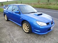 2007 Subaru Impreza STI Uk