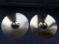 """Zildjian ZBT 14"""" Hi-Hat Cymbals"""