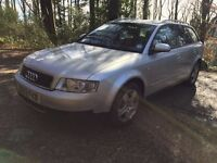 AUDI A4 ESTATE 1.9 TDI